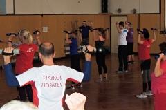 Župní sraz cvičitelů Kutná Hora 17.11.2018